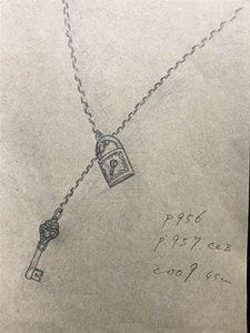 freestyle-yokohama-white-event-lock-and-key-pendant